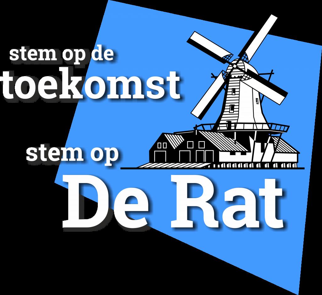 Stem op de toekomst logo